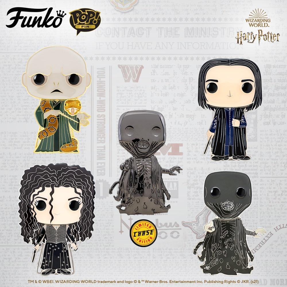 Funko Pop! Pins - Harry Potter