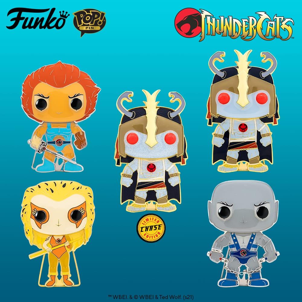 Funko Pop! Pins - ThunderCats