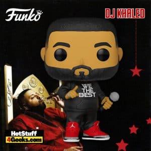 Funko Pop! Rocks DJ Khaled Funko Pop! Vinyl Figure