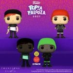 Funko Pop! Rocks: Twenty One Pilots - Tyler Joseph and Joshua Dun Funko Pop! Vinyl Figures