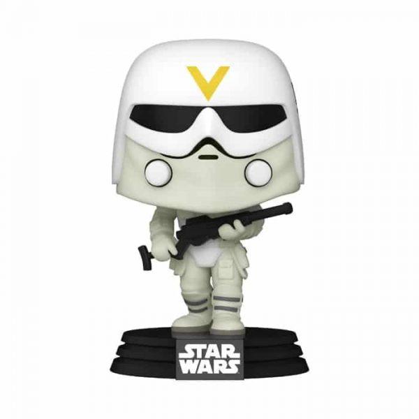 Funko Pop! Star Wars: Concept Series Snowtrooper Funko Pop! Vinyl Figure
