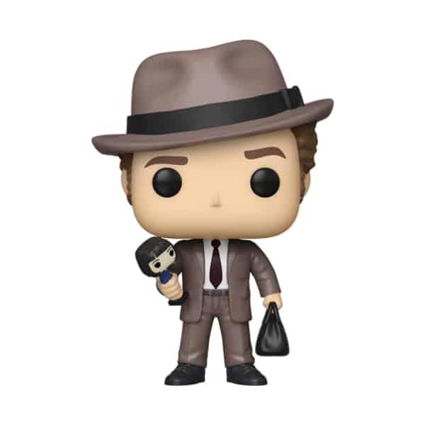 Funko Pop! Television: Seinfeld - Kramer (Good Cop) - Funko PopVinyl Figure - Funko Shop Exclusive