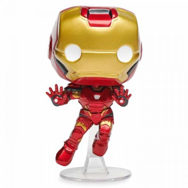 Funko Pop! W.E.B.: Iron Man Funko Pop! Vinyl Figure - Disney Parks Exclusive