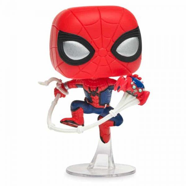 Funko Pop! W.E.B.: Spider-Man Funko Pop! Vinyl Figure - Disney Parks Exclusive