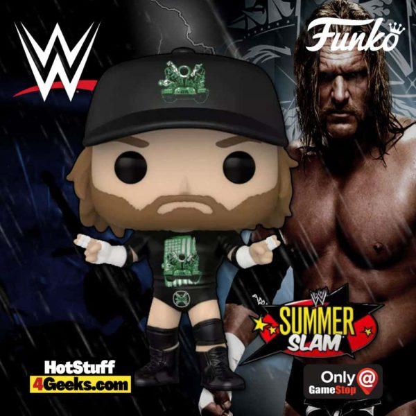Funko Pop! WWE: Triple H D-Generation X Summer Slam '09 Funko Pop! Vinyl Figure - GameStop Exclusive