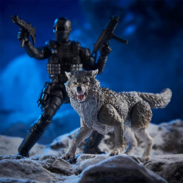 Hasbro G.I. Joe Classified Series Snake Eyes and Timber Alpha Commandos 6-Inch Action Figures