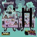 Loungefly Disney Hocus Pocus Scene AOP Mini Backpack - pre-order July 2021 arrives August 2021