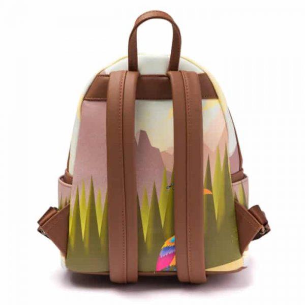 Loungefly Disney Pixar Up Adventure Scene Mini Backpack - VeryNeko Exclusive