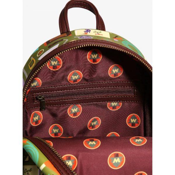 Loungefly Disney Pixar Up Dug & Knick-Knacks Mini Backpack