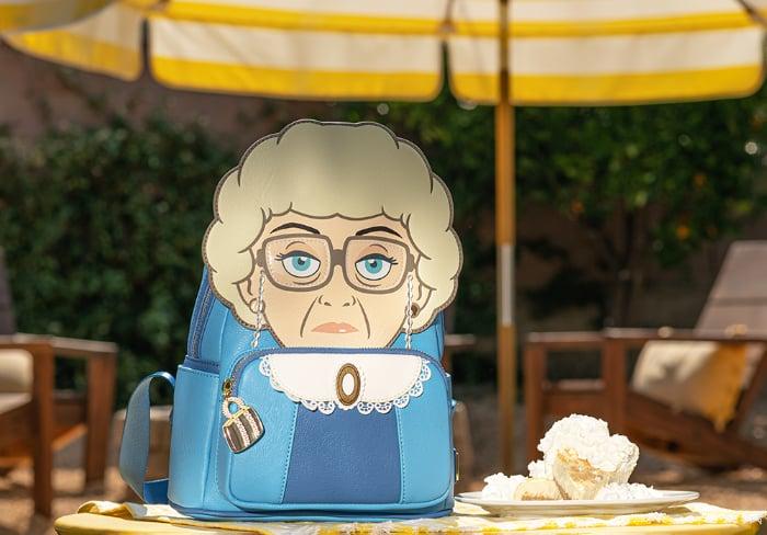 Loungefly Golden Girls Sophia Cosplay Mini Backpack