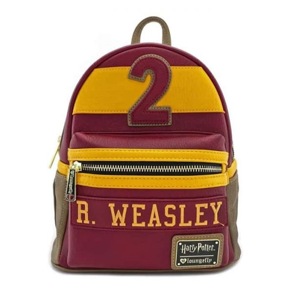 Loungefly Harry Potter Ron Weasley #2 Quidditch Cosplay Mini Backpack - 707 Street Exclusive