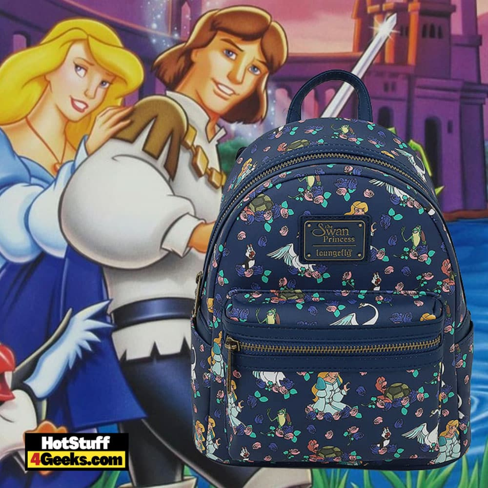Loungefly Swan Princess and Friends AOP Limited Edition