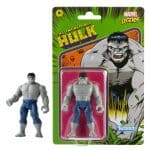 Marvel Legends Retro 375 Collection Gray Hulk 3 34-Inch Action Figure
