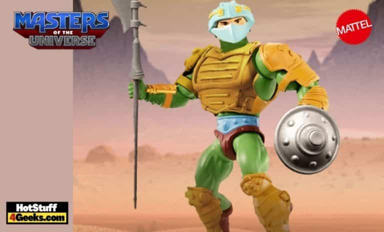 Mattel: Masters of the Universe Origins - Eternian Royal Guard Action Figure