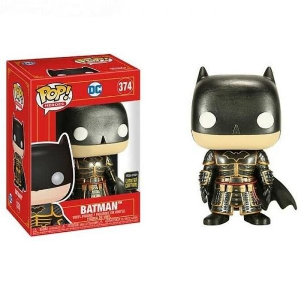 POP! DC Heroes Imperial Palace Batman (Metallic) Funko Pop! Vinyl Figure