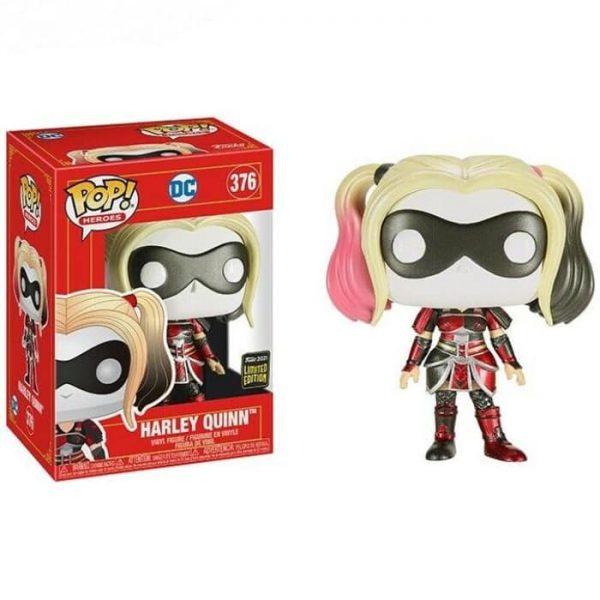 POP! DC Heroes Imperial Palace Harley Quinn (Metallic) Funko Pop! Vinyl figure