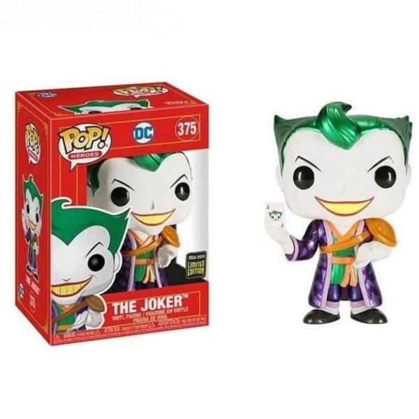 POP! DC Heroes Imperial Palace Joker (Metallic) Funko Pop! Vinyl Figure