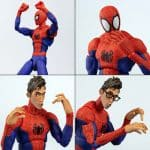 Spider-Man: Into The Spider-Verse – Peter Parker Spider-Man 6-inch Scale SV-Action Action Figure