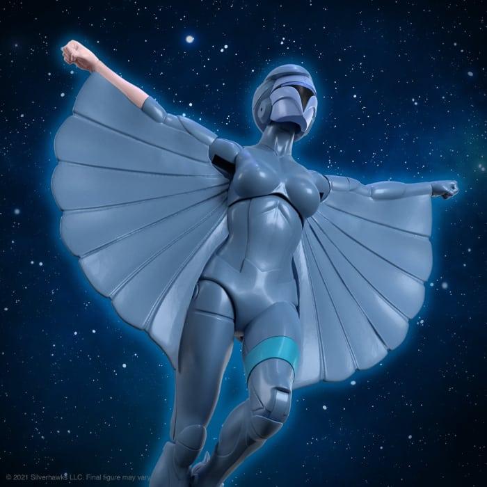 SilverHawks Ultimates Steelheart 7-Inch Action Figure