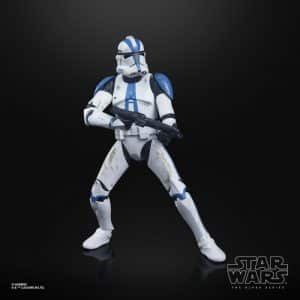 Star Wars The Black Series Archive 501st Legion Clone Trooper 6-Inch Action Figure