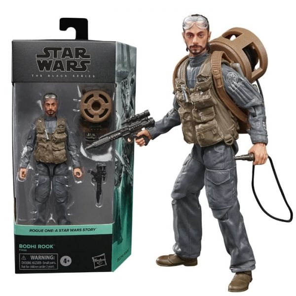 Star Wars The Black Series Bodhi Rook 6-Inch Action Figure