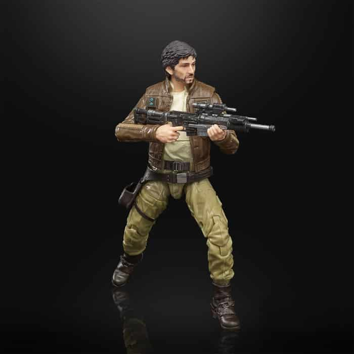 Star Wars The Black Series Cassian Andor 6-Inch Action Figure