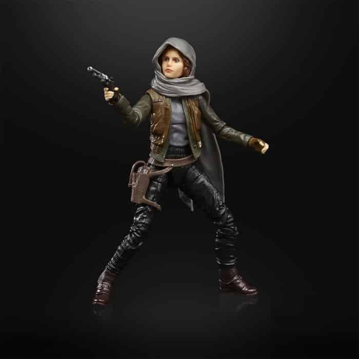 Star Wars The Black Series Jyn Erso 6-Inch Action Figure