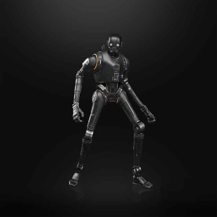 Star Wars The Black Series K-2SO 6-Inch Action Figure