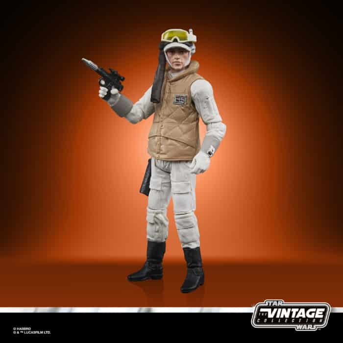 Star Wars The Vintage Collection Hoth Rebel Soldier 3 34-Inch Action Figure