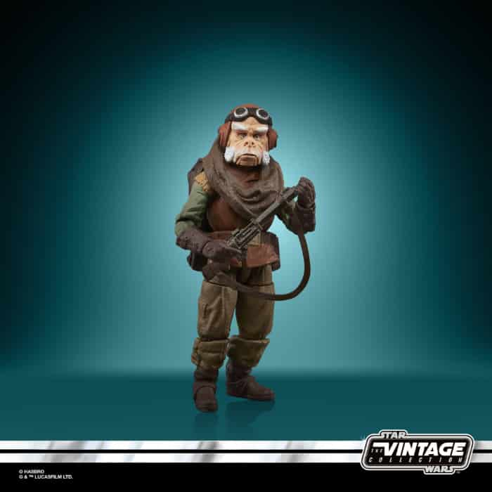 Star Wars The Vintage Collection Kuiil 3 34-Inch Action Figure