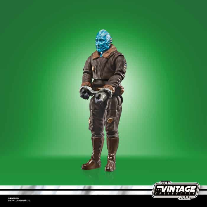 Star Wars The Vintage Collection Myhtrol 3 34-Inch Action Figure
