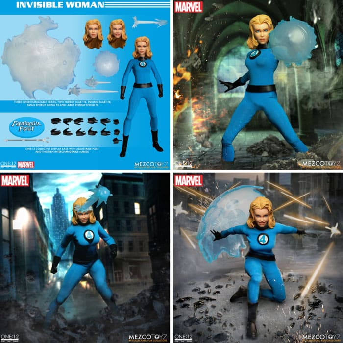 Sue Storm Richards - The Invisible Woman