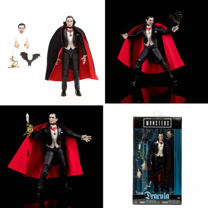 Universal Monsters Dracula 6-Inch Scale Action Figure