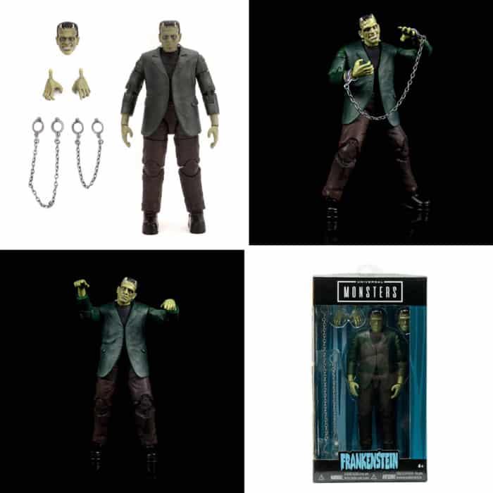 Universal Monsters Frankenstein 6-Inch Scale Action Figure