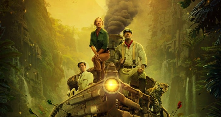 12 Interesting Facts About Jungle Cruise's New Disney Movie - The Inspiration