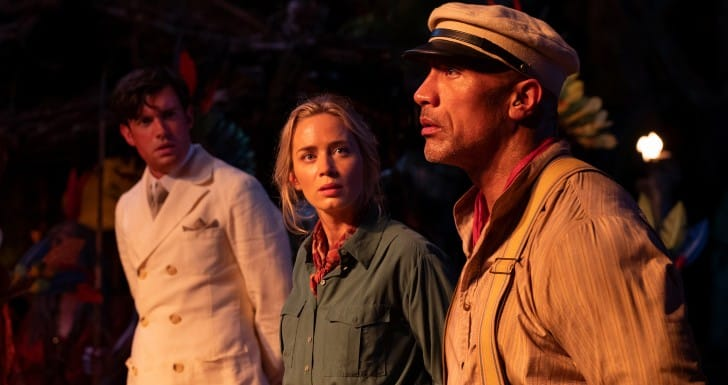 12 Interesting Facts About Jungle Cruise's New Disney Movie - Watertight Testing