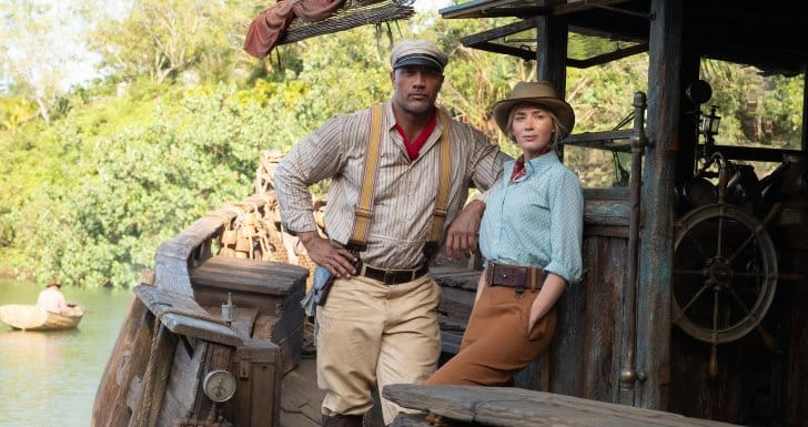 12 Interesting Facts About Jungle Cruise's New Disney Movie - An Eco-Friendly Boat