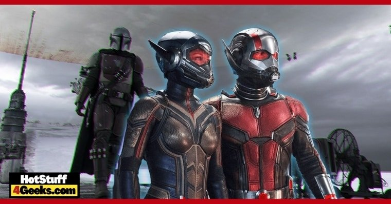 Ant-Man 3 The First day Shooting With a Behind-The-Scenes Photo