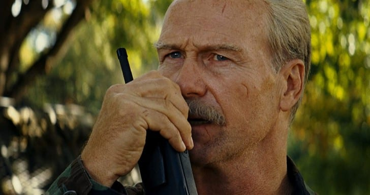 Black Widow Movie Characters and Cast Overview - Thaddeus Ross (William Hurt)