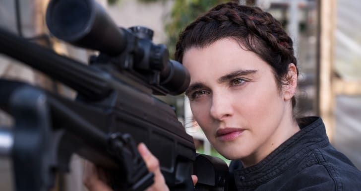 Black Widow Movie Characters and Cast Overview - Melina Vostokoff (Rachel Weisz)