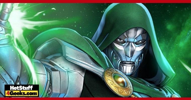 Black Widow Writer Confirms Canceled Doctor Doom Easter Egg