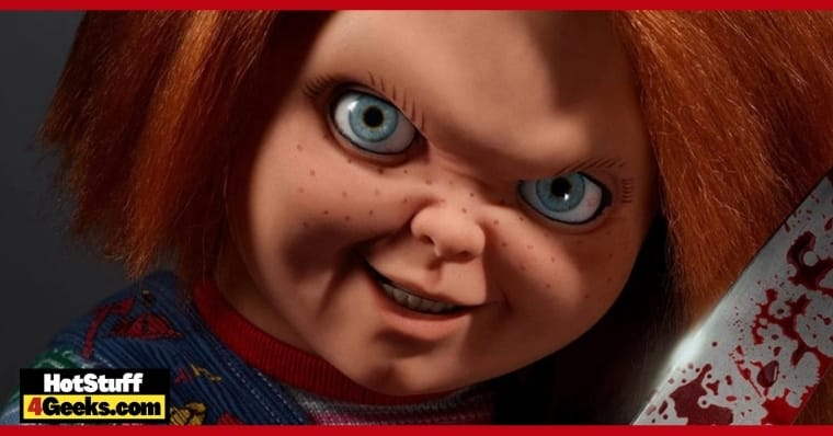Chucky The Killer Toy TV Series Gets All-New Trailer. Watch