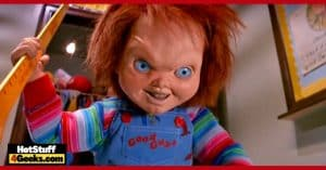 Chucky The Killer Toy is Returning in a New TV Series