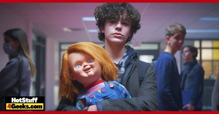 Chucky is Back in 2021 And He Wants to Play in a The New Teaser Trailer