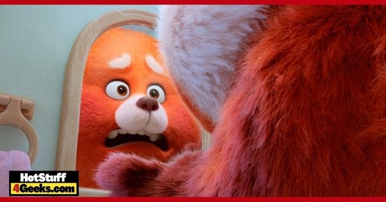 Disney Reveals Teaser Trailer for Pixar's Turning Red Movie