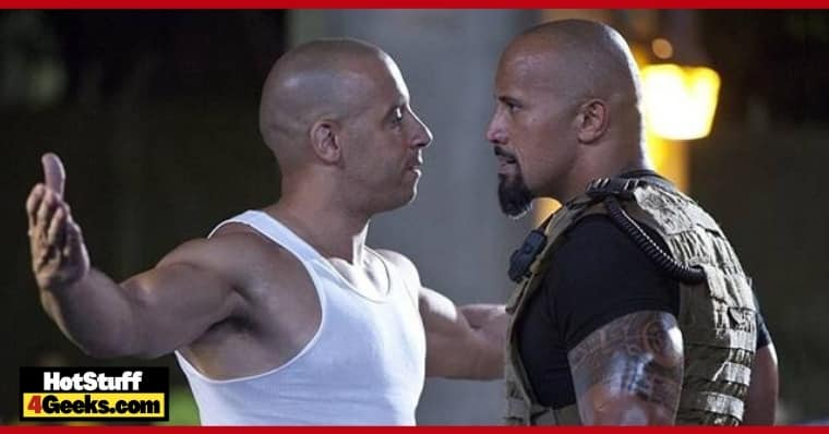 Dwayne Johnson Confirms Quitting Fast and Furious Franchise