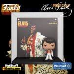 Funko POP! Albums: Elvis Presley - Pure Gold Funko Pop! Album Figure with Case