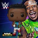 Funko POP! WWE: Xavier Woods Metallic (Up Up Down Down) Funko Pop! Vinyl Figure - Target Exclusive