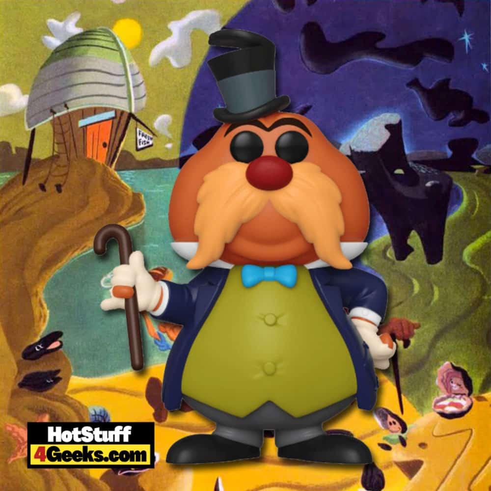 Funko Pop! Alice In Wonderland Walrus and The Carpenter