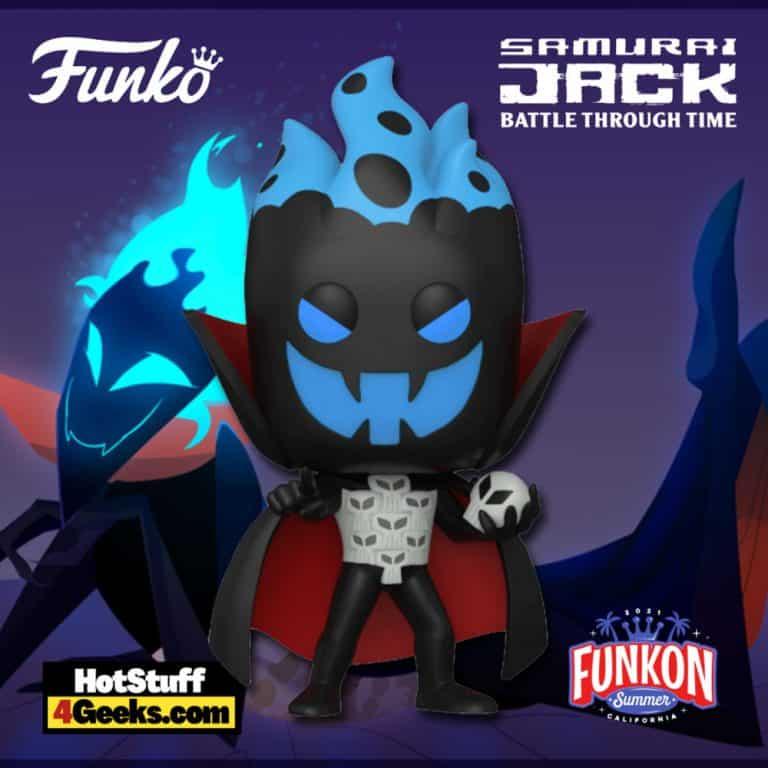 Funko Pop! Animation: Samuray Jack: Demongo Funko Pop! Vinyl Figure Virtual Funkon 2021 - Hot Topic Shared Exclusive